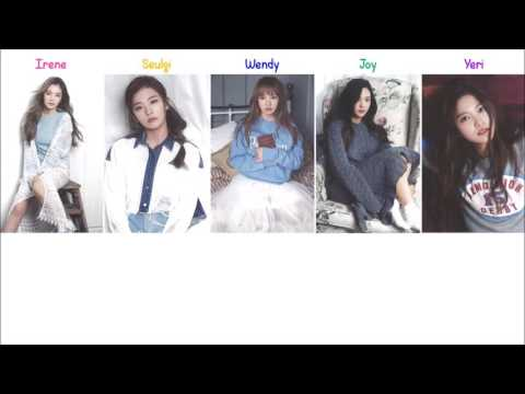 Wish Tree Red Velvet Lyrics [ENG+ROM]