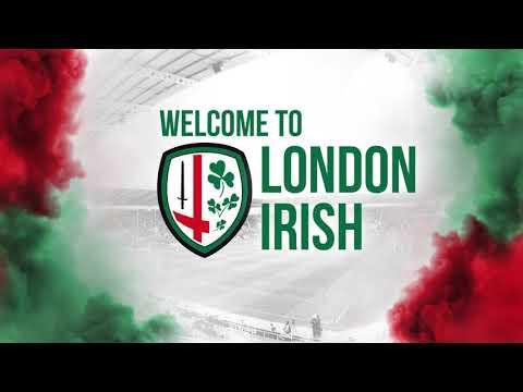 Adam Coleman signs for London Irish