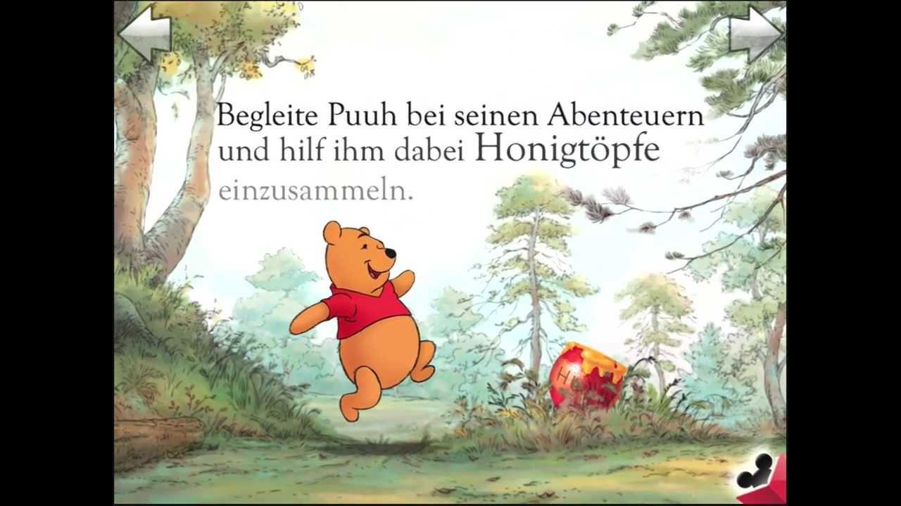 Winnie Puuh Deutsch  Winnie Pooh App fr Kinder  YouTube