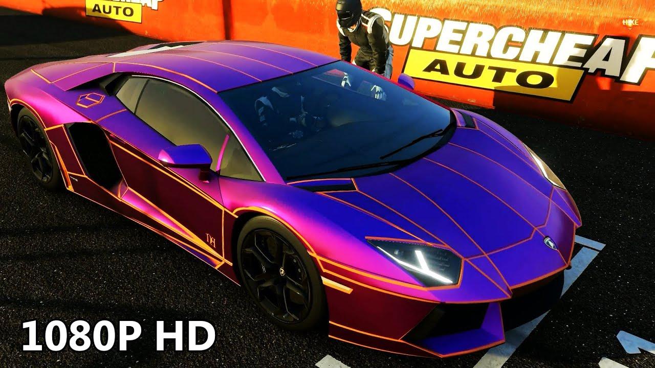 Forza 5 Spending On Lamborghini Aventador Forza 5 Campaign Forza 5 Gameplay Episode 11