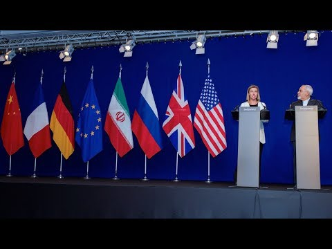Will Europe Defy Trump and Save the Iran Deal?