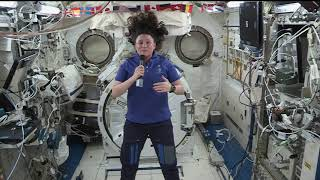 Expedition 57 Inflight Interview with CBS News and KUSA TV