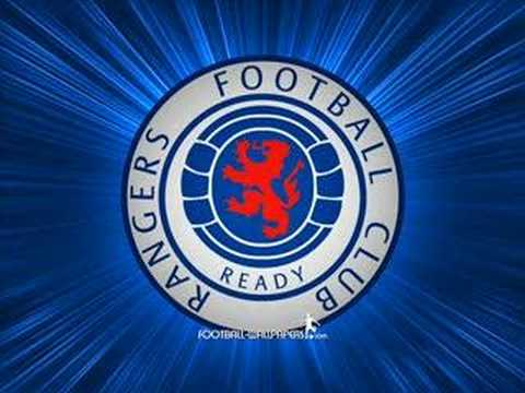 Glasgow Rangers - Follow Follow