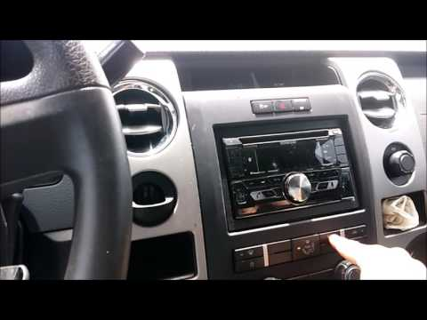 F-150 makes a clicking sound behind the dash.