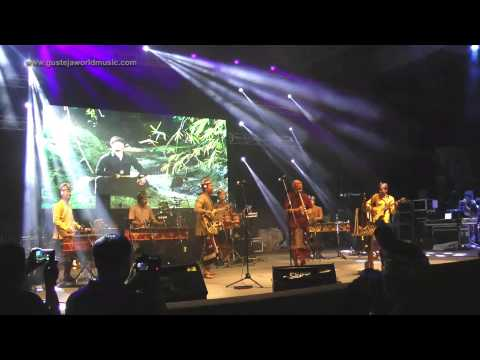 Gus Teja World Music, Mejura, Live at Penang World Music Festival 2015