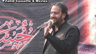 zakir saqlain ghallu bab-ul-hussain D.G khan shadat mazloom imam hussain AS 2013
