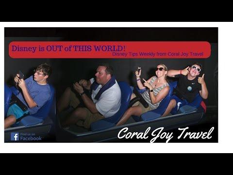 Coral Joy Travel - Weekly Disney Tips!