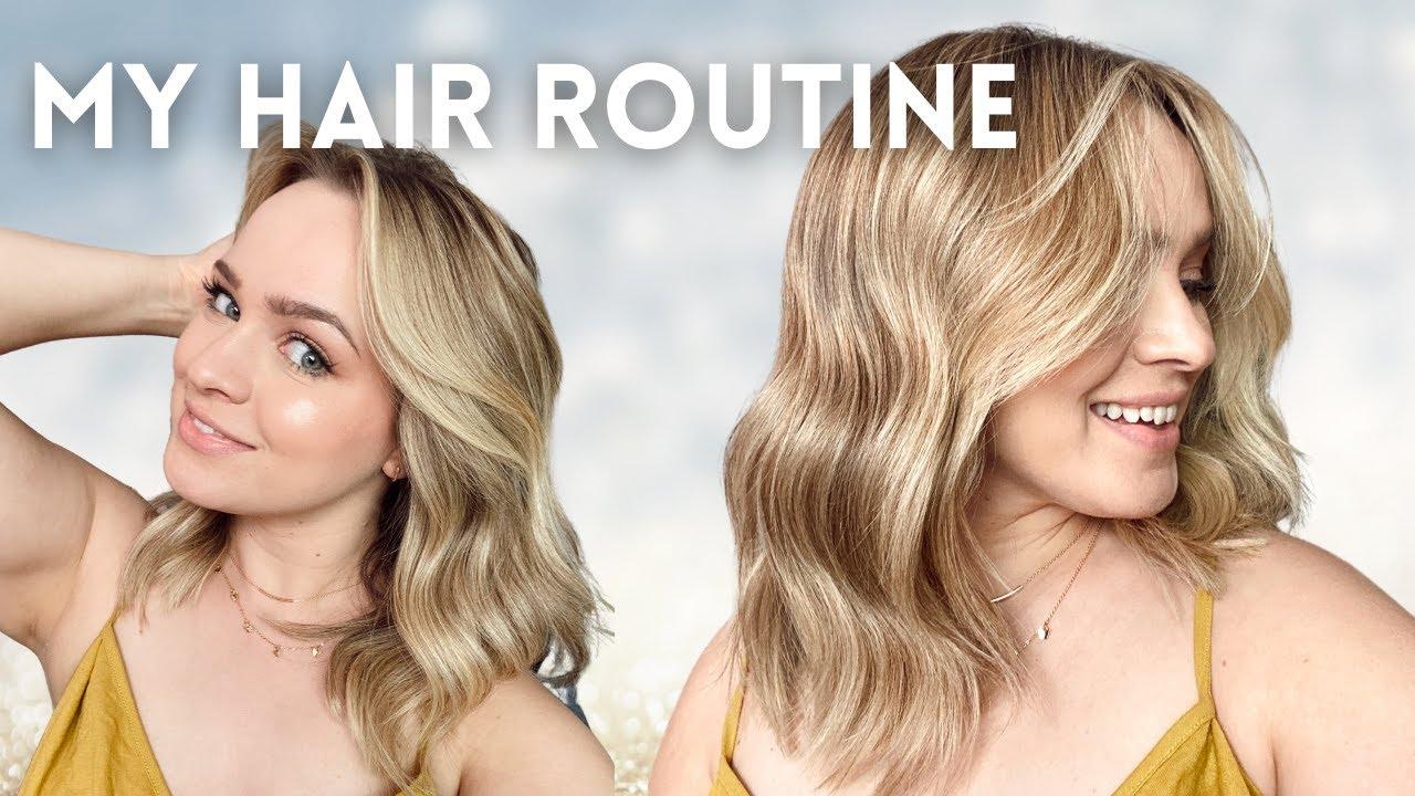 How I get Healthy & Shiny Hair!! - KayleyMelissa