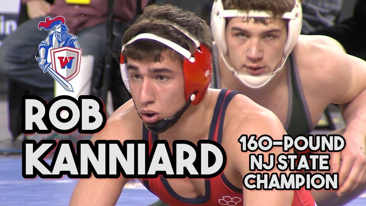 Watch NJSIAA Boys Wrestling State Championship Finals | Jersey