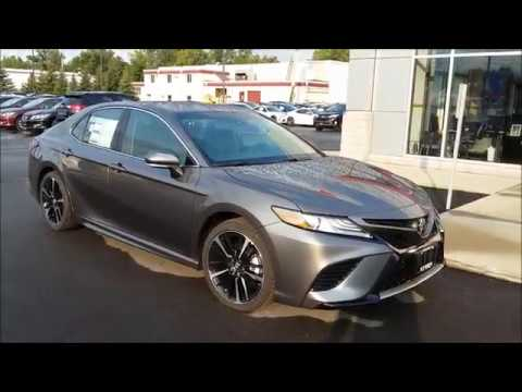 2018 Camry Xse >> 2018 Toyota Camry XSE vs SE Comparison - YouTube