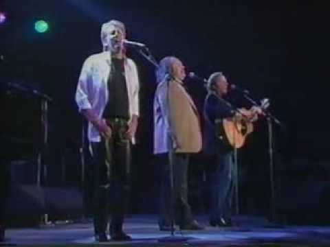 CROSBY STILLS NASH  - Suite: Judy Blue Eyes (Live w / lyrics)