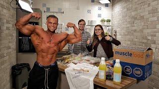 Fitness Ernährung für Bodybuilder ! So baut man Muskeln auf / MUSCLEFOOD