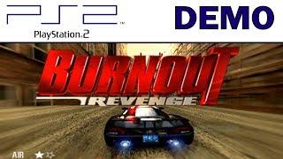 Burnout Revenge PS2 Demo (Madden 06 Extra)