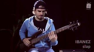 Marek Bero - Porovnání 5 strunných baskytar