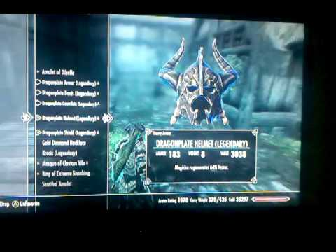skyrim how to get banish enchantment