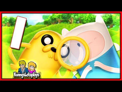 Adventure Time: Finn & Jake Investigations Part 1 Sweet Sweet Magic