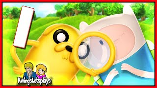 Adventure Time: Finn & Jake Investigations Part 1 Sweet Sweet Magic