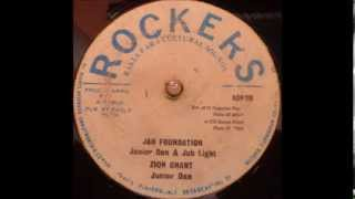 Tetrack - Love & Unity / Junior Dan & Jah Light - Jah Foundation