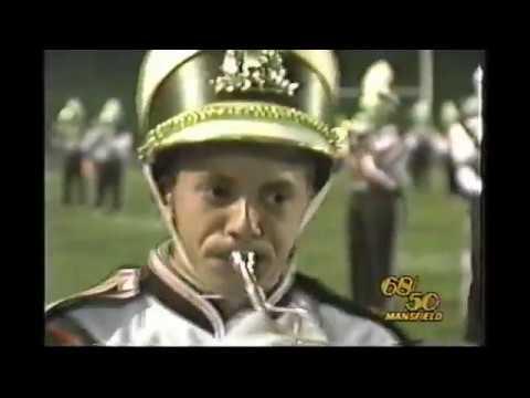 Mansfield Senior High School Band - Fall 1992