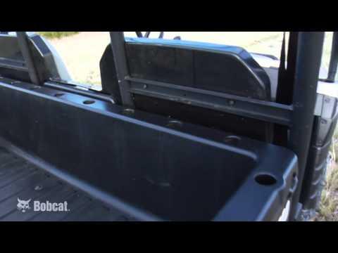 Bobcat Utility Vehicle (UTV) Walkaround - YouTube