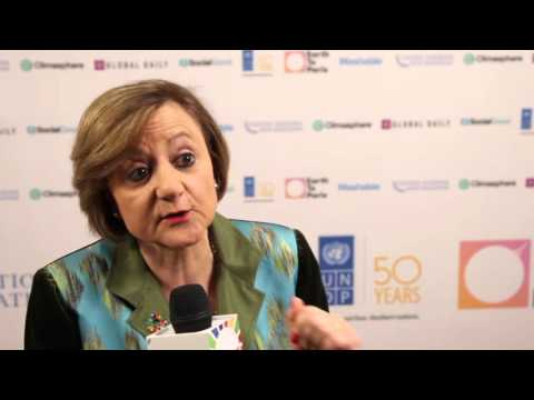 Cristina Gallach: High-Level Debate n the Sustainable Development Goals