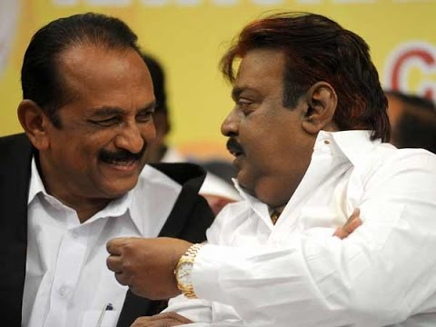 Politics Square: Vaiko and Vijayakanth Status |  Puthiya Thalaimurai TV