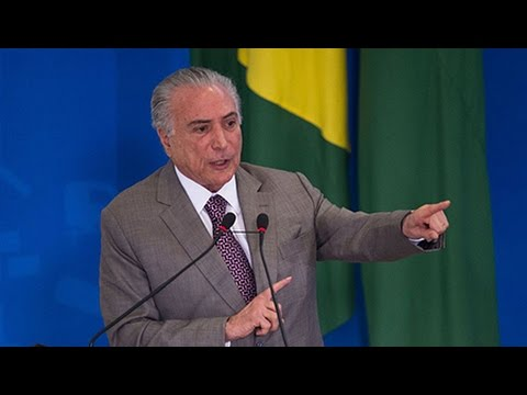 Brazil Poised to Return to Authoritarian Rule Under Temer
