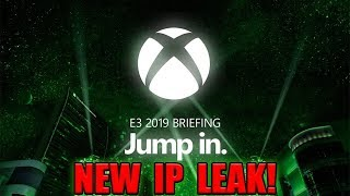 Microsoft's Big E3 Surprise New Exclusive IP Just Leaked! THIS IS WHAT WE'VE BEEN WANTING!