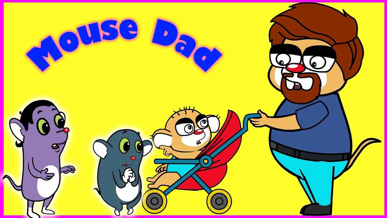 Rat-A-Tat |'Mouse Dad Father's Day Special 2018 Cartoons 1 Hour'| Chotoonz Kids Funny Cartoon Videos