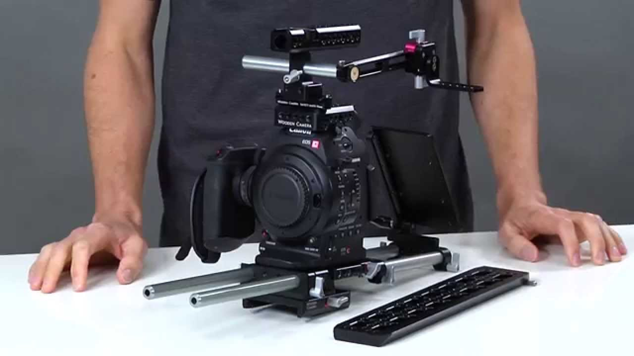 Canon C100 Accessory Kits Overview