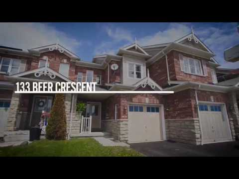 133 Beer Crescent, Ajax For Sale