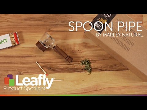 Spoon Pipe by Marley Natural – Product Spotlight