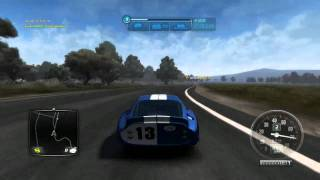Test Drive Unlimited 2 - Shelby Daytona Gameplay - Beta Online