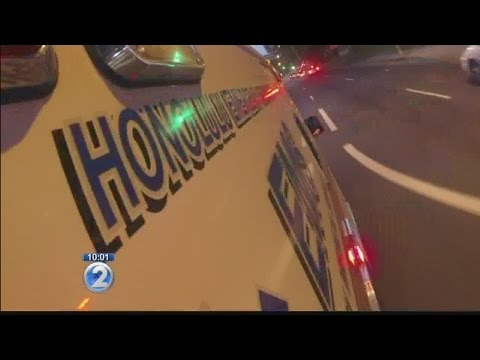 City ambulance absent in this weekend's Honolulu City Lights parade