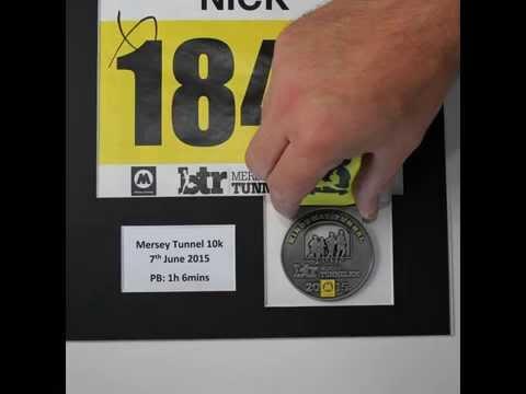 Frame My Medal