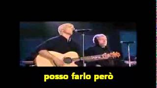 Download DIFENDERÒ Joe Cocker and Eros Ramazzotti - Lyric / Legenda Mp3 and Videos
