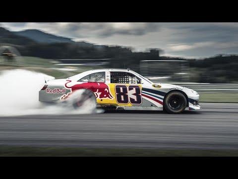 Driving A NASCAR | Top Gear