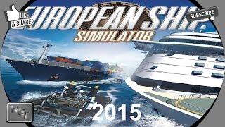 European Ship Simulator 2015 - Trailer & Gameplay (HD)
