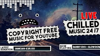 No Copyright Chill Music Live Radio 24/7 Lofi Hip Hop Funky Music To Relax Study