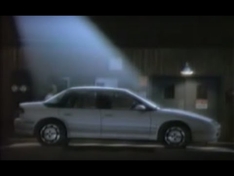 1992 Saturn Car Commercial - The Persistence of a Saturn Vehicle