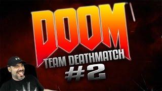 Doom Team Deathmatch - EP 2 - Close Games