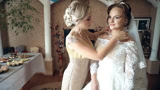 Сборы жениха и невесты снят на Sony a6300
