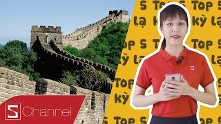 Top 5 Kì Lạ Schannel - Những bức tường