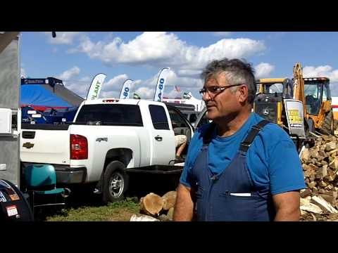 Split Second at Wisconsin Farm Technology Days