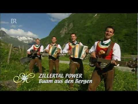 Zillertal Power - Buam aus den Bergen