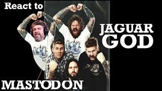 React to Mastodon | Jaguar God