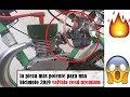 Válvula Reed de lujo para Bicimoto 80CC UNBOXING y carburador tipo MIKUNI 26 MM 2019