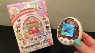 Unboxing the 20th Anniversary Tamagotchi Mix