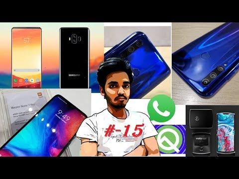 Update Samsung Galaxy A50, Galaxy A30, Galaxy A10 Launched
