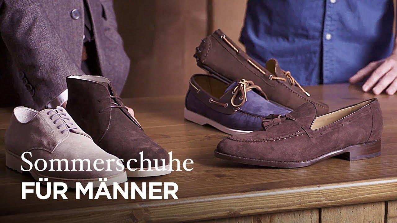 meet 2ae34 54643 Vorgestellt: Die besten Schuhe für den Mann im Sommer